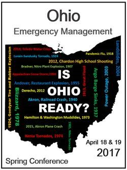 Ohio Emergency Management 2017 Spring Conference